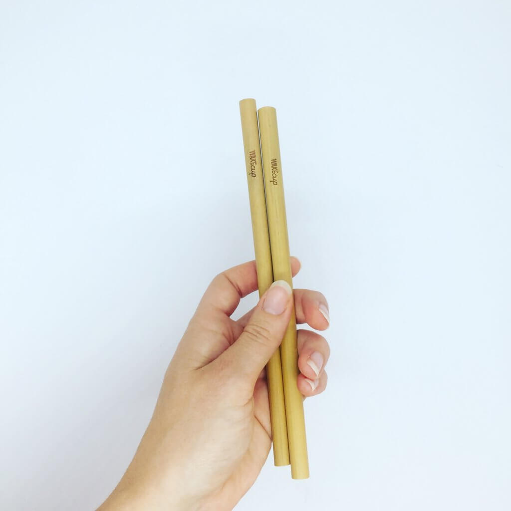 Reusable Bamboo straws