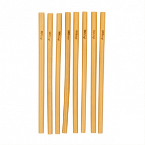 WAKEcup reusable bamboo straws