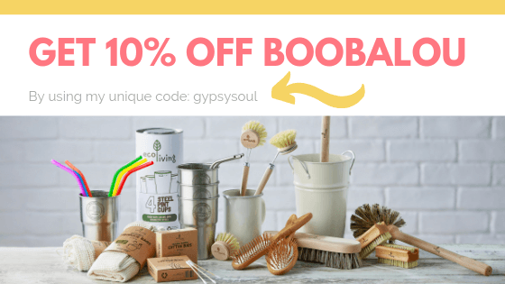 Get 10% off at Boobalou discount