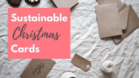 Sustainable Christmas Cards