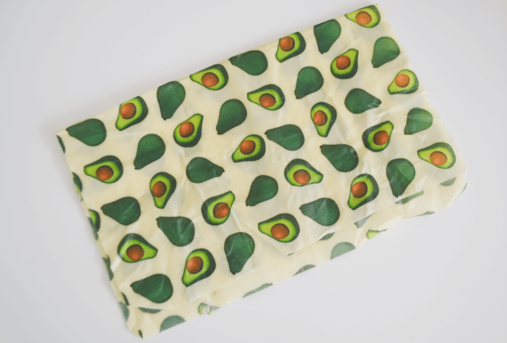 zero waste packed lunch reusable food wrap