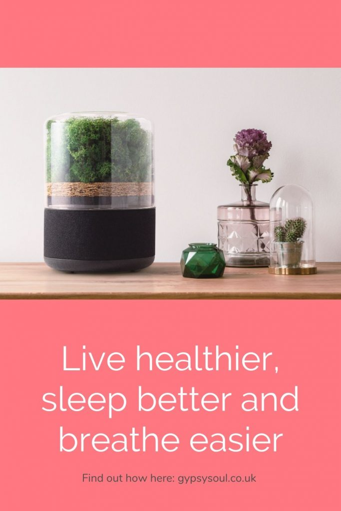 Live healthier, sleep better and breathe easier. Click the image to find out how