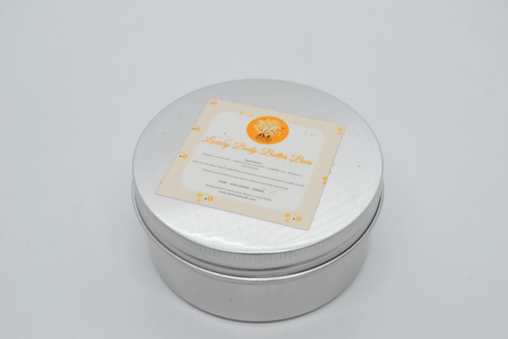 zero waste body butter