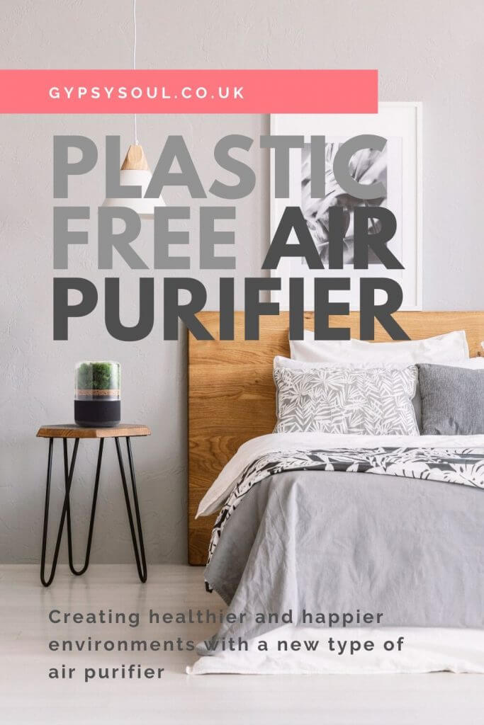 Clcik the image to find out more about these natural, eco-friendly and plastic free air purifiers for your home. Get clean air today!