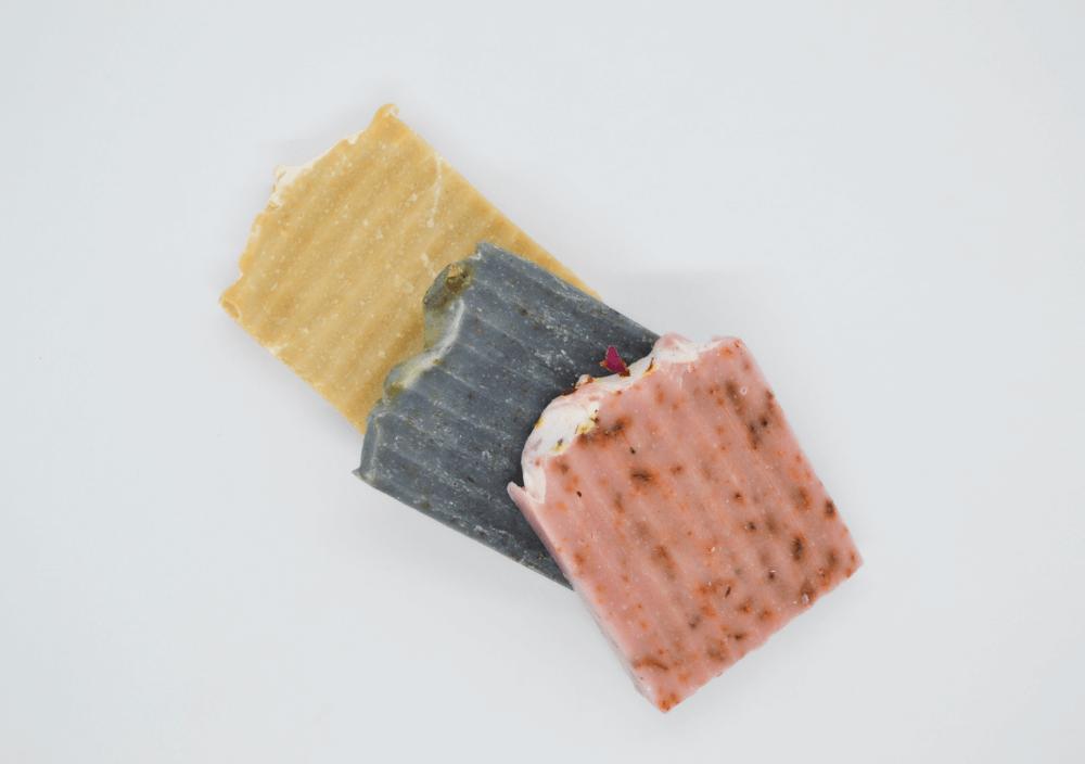 plastic free skincare soap