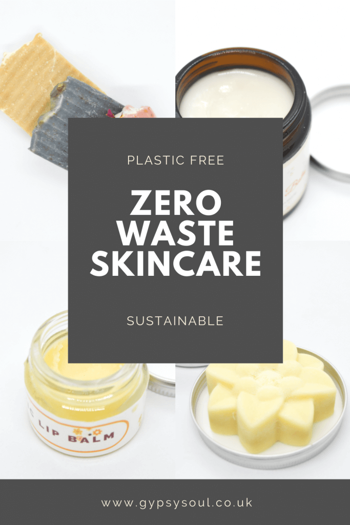 zero waste skincare. Find out more here